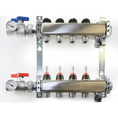Uponor Stainless Steel Manifold
