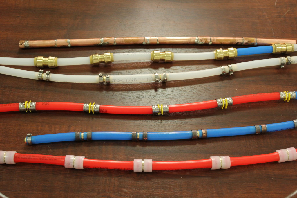 The top 4 ways to make secure pex connections for Pex pipe vs copper pipe
