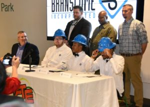 Henrico County, VA, Virginia, Letter of intent, technical, industrial, signing day, tradesman, tradesmen, tradeswoman, technical education, facebook, henrico county public school, student