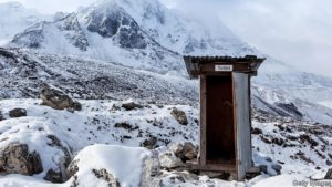 toilet, mt. everest, climbing, mountain, mountaineer, plumbing, hiking, wilderness, environment, waste, snow, challenge, plumber, plumbing, outhouse, loo, china, chinese, campsite, camp, climber, mountain climbing, sewage, 2019, tibet, nepal, tibet mountaineering association, sagarmatha, Chomolungma