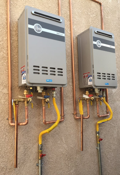 Tankless Water Heaters Made Easy Thanks To Rheem