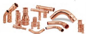 fittings, zoomlock, parker hannifin, refrigerant line, refrigerant piping, copper, connection, copper pipe, copper fitting, plumbing, plumbing fitting, plumber, hvac, heating, viega. propress, sharkbite, soldering, sweating, pipe sweating, sweating pipe, klauke tool, rigid, dewalt, milwaukee, crimp, clamp, pex